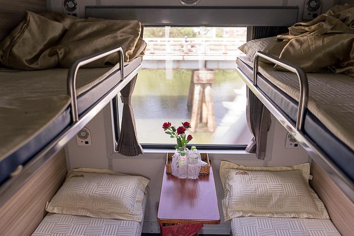 Train From Saigon To Hoi An