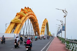 Danang Dragon Bridge