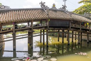 Than Toan Bridge Hue