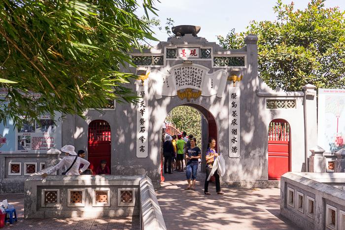 Jade Mountain Temple Hanoi