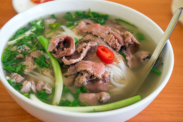 Pho in Hanoi (and its Variations) | Hanoi For 91 Days