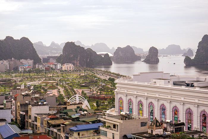 Ha Long Bay On The Cheap