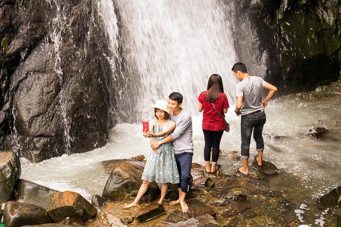 Tam Dao Waterfall