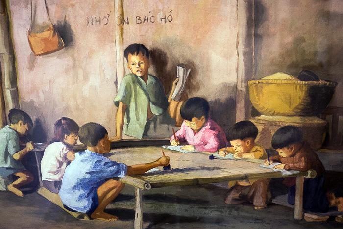 schoold kids art