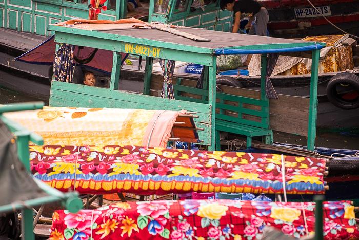Fish Market of Ha Long