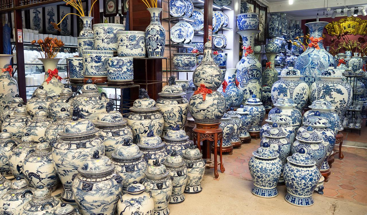 Ceramics Puzzle