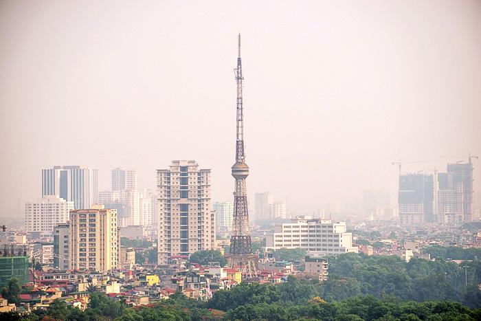 Rooftop Bars in Hanoi