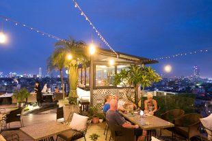Skyline Hanoi Best Rooftop
