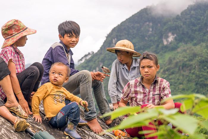 Ha Giang Kids