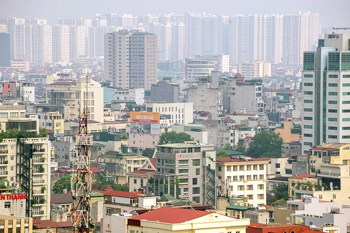 The Rooftop Bar Hanoi