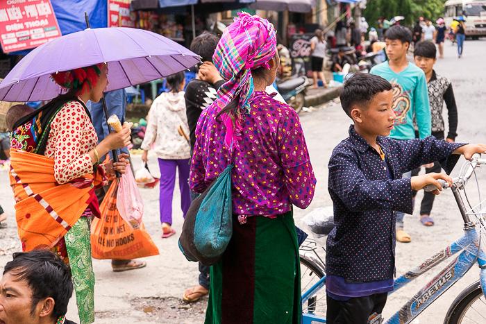 Tam Sơn's Crazy Ethnic Market